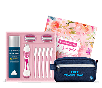 Soft Touch 6 Premium Gift Set