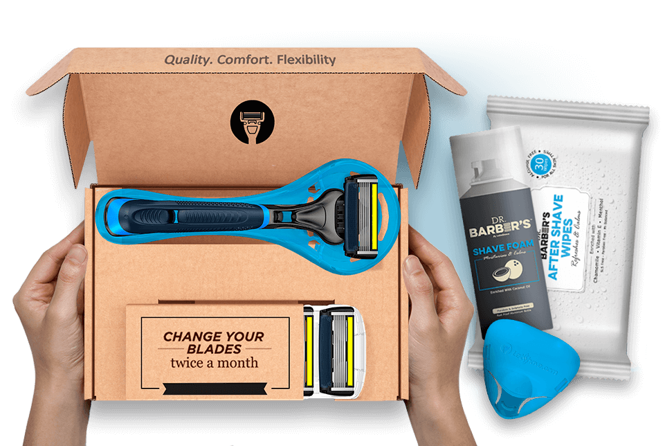 letsshave-shaving kit