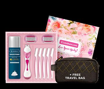 Soft Touch 6 Premium Gift Set