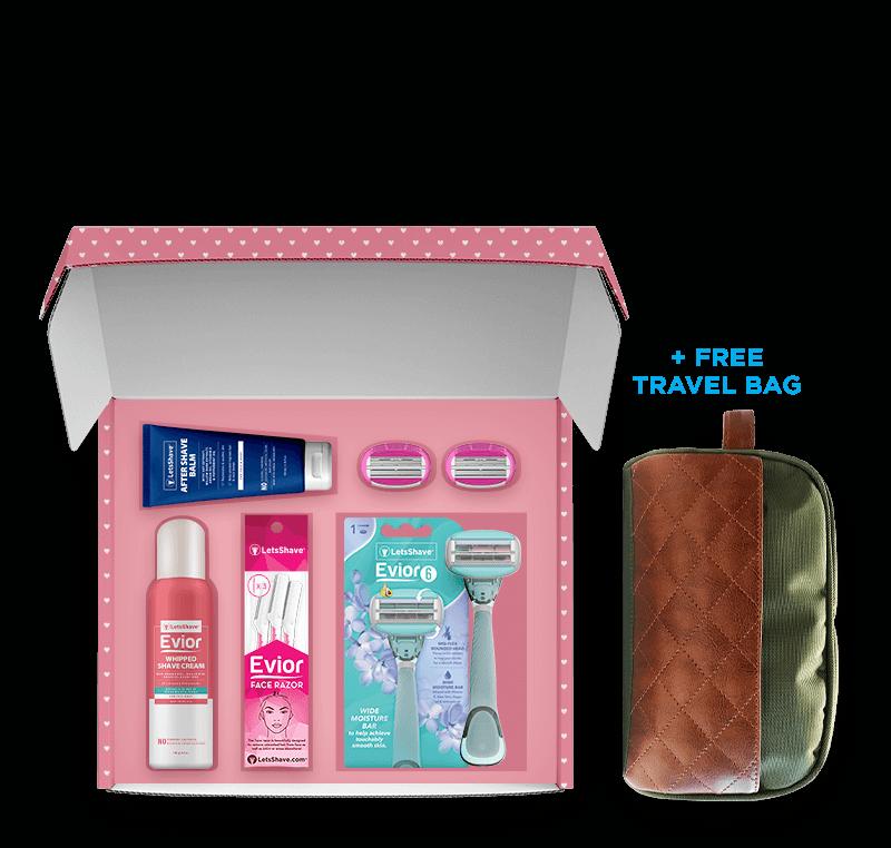 Evior 6 Premium Gift Set