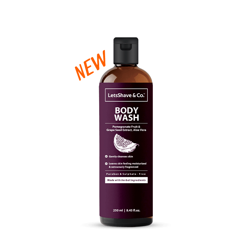Aromatic Therapy Body Wash ( Pomegranate Extract )