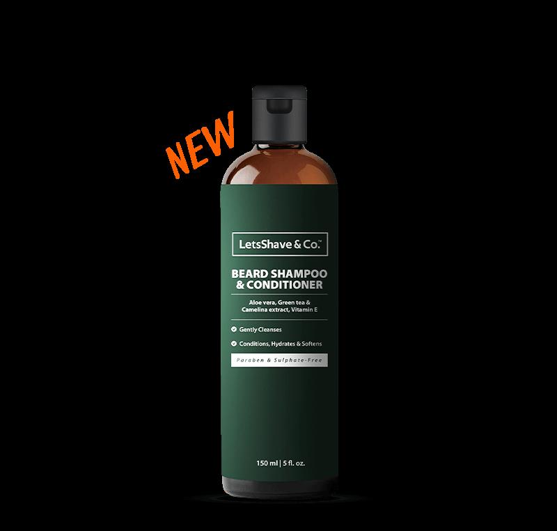 Hair & Beard (Shampoo Conditioner) - Green Tea
