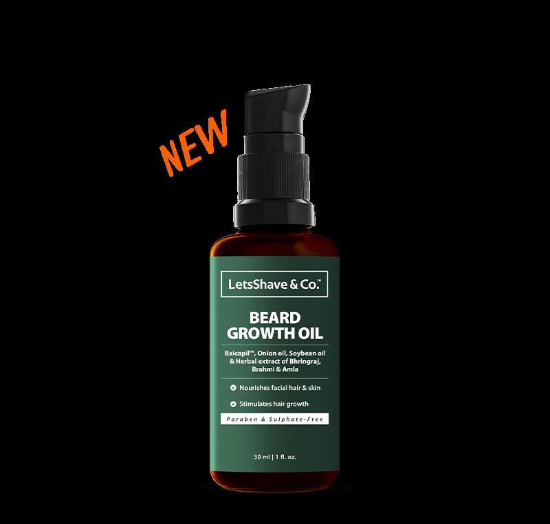 Beard & Hair Growth Oil - Baicapil & Onion Oil