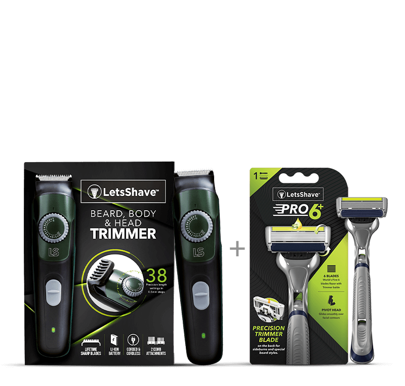 Trim & Shave Combo