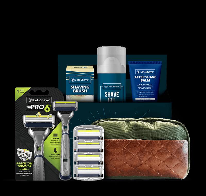 Premium Shave Care Kit