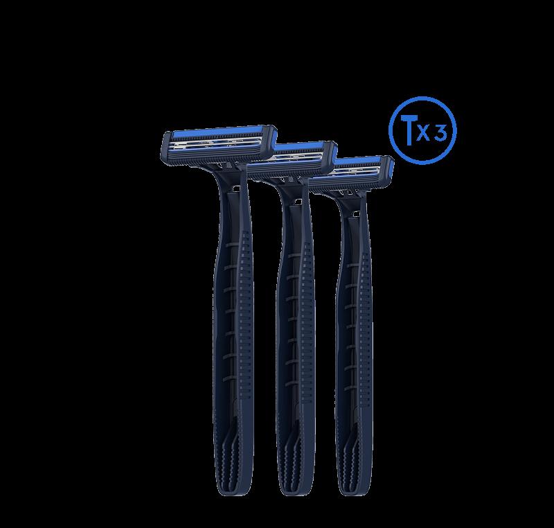 Pro 2 Plus Disposable razor