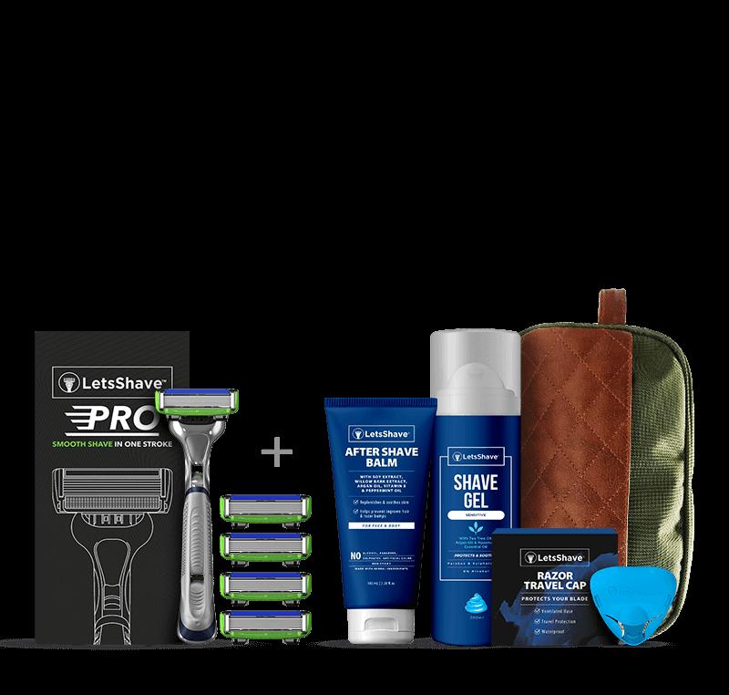 Pro 6 Sensitive Premium Value Kit
