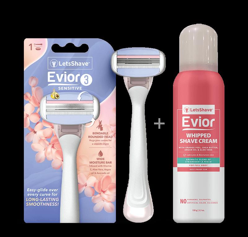 Evior 3 Sensitive Trial Kit