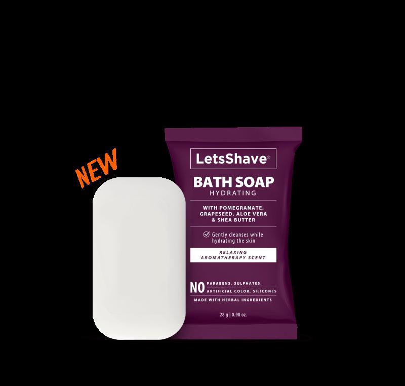 Bath Soap Hydrating - 28gm