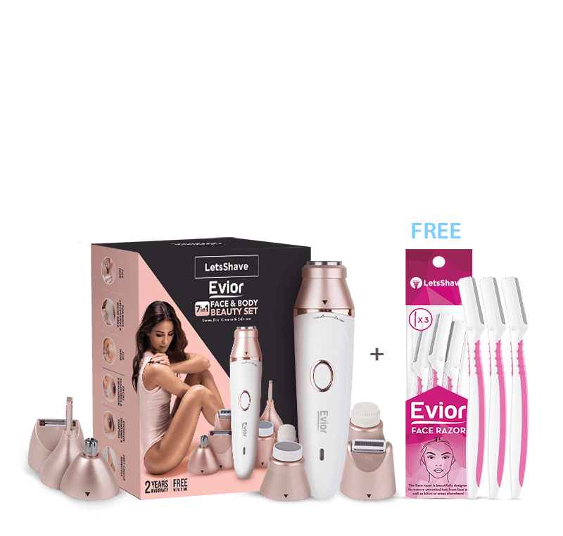 Face & Body Beauty Trimmer